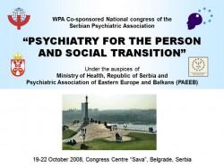 XIII Kongres Udruženja psihijatara Srbije