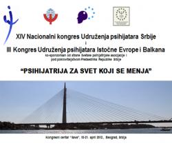 XIV Nacionalni kongres Udruženja psihijatara srbije
